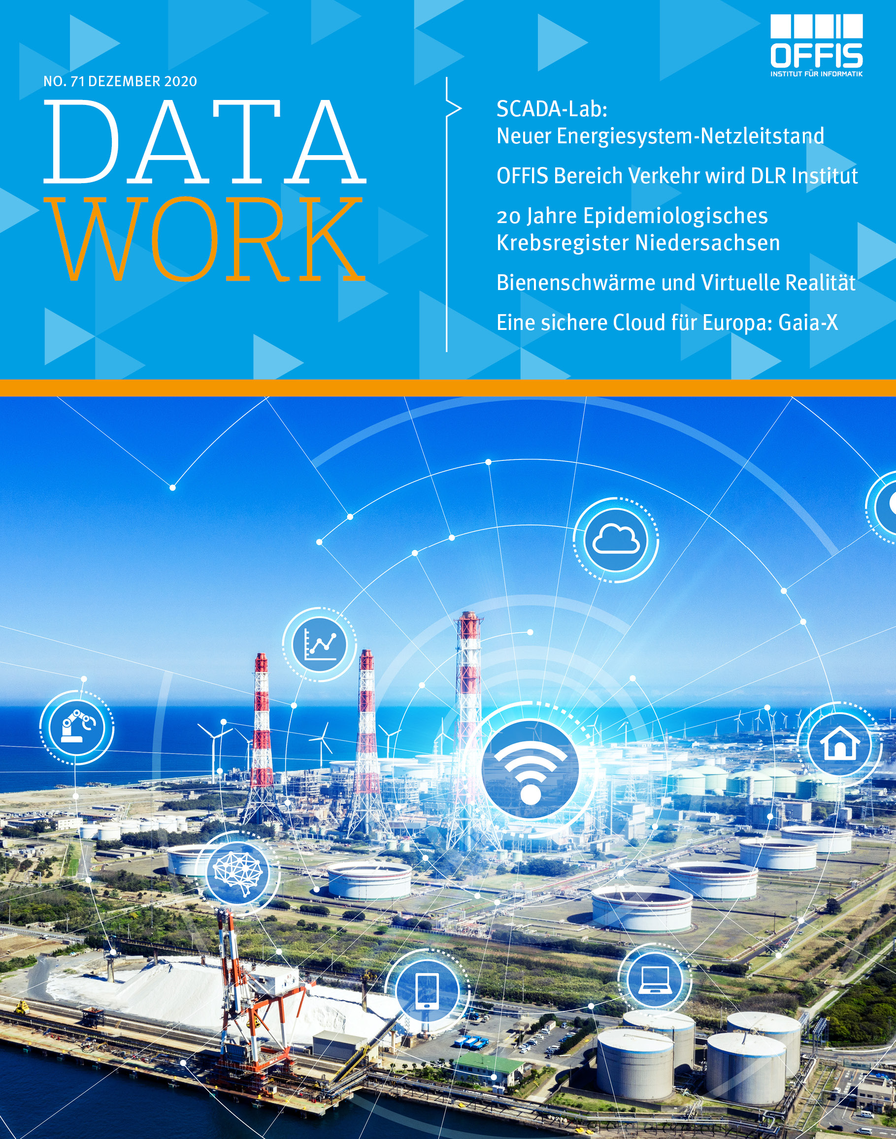 Datawork 71 - Issue December 2020